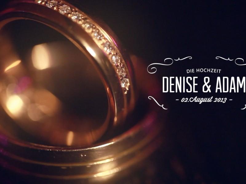 Video Denise & Adam