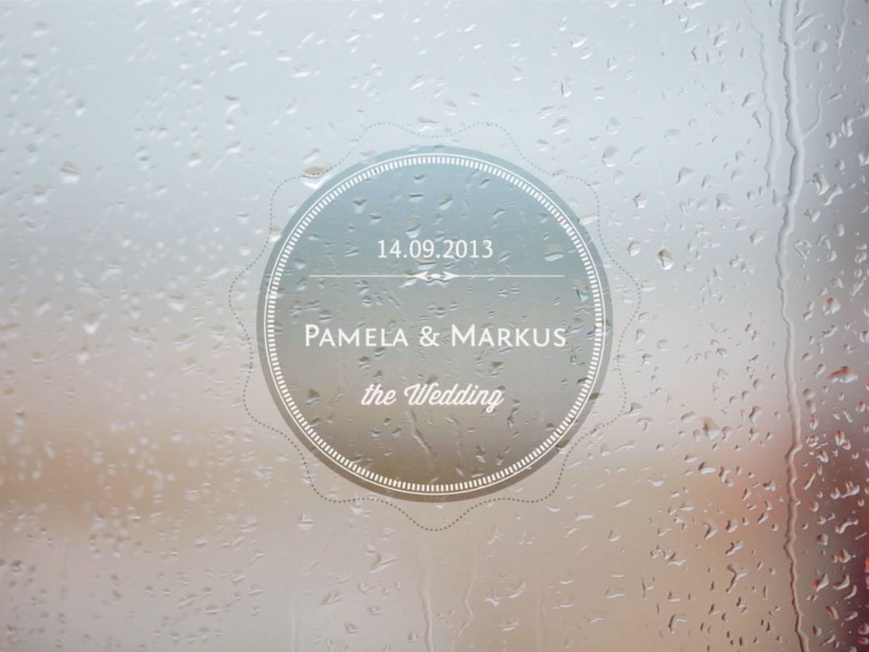 Video Pamela & Markus
