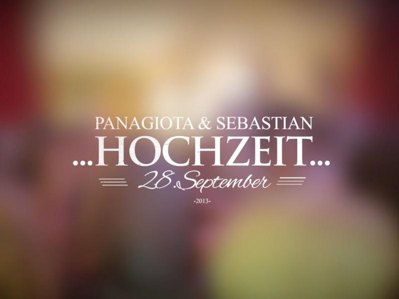 Video Panagiota & Sebastian