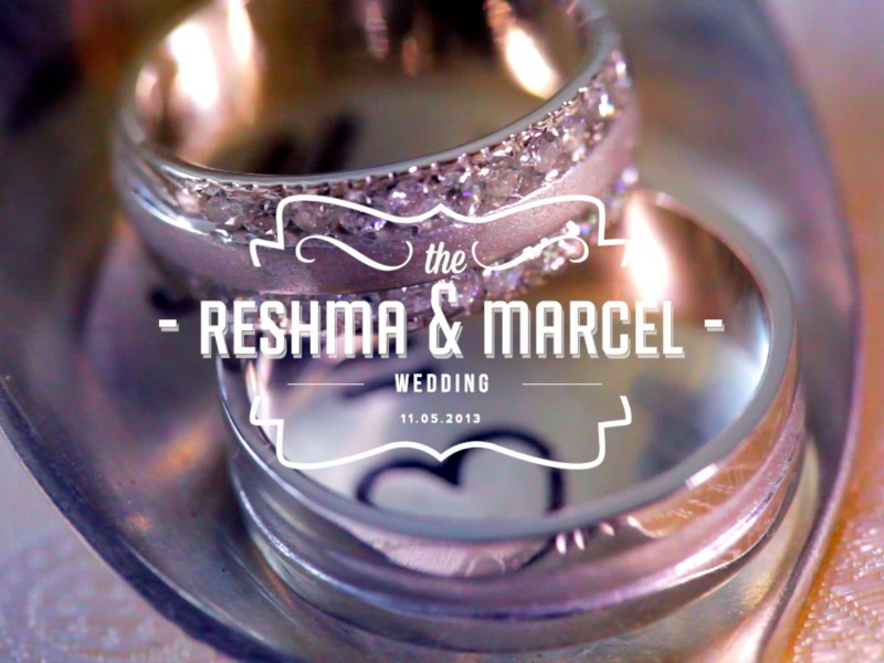 Video Reshma & Marcel