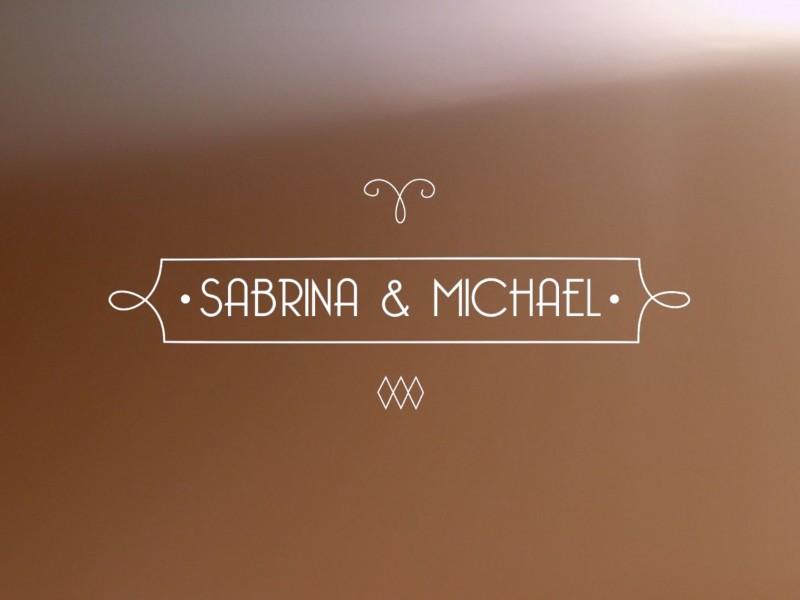 Video Sabrina & Michael