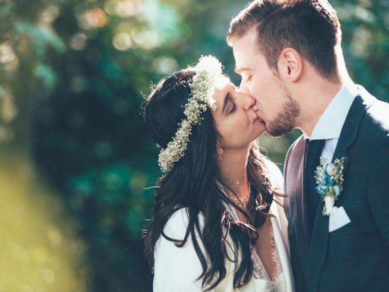 Samira & Tim DIY Hochzeit