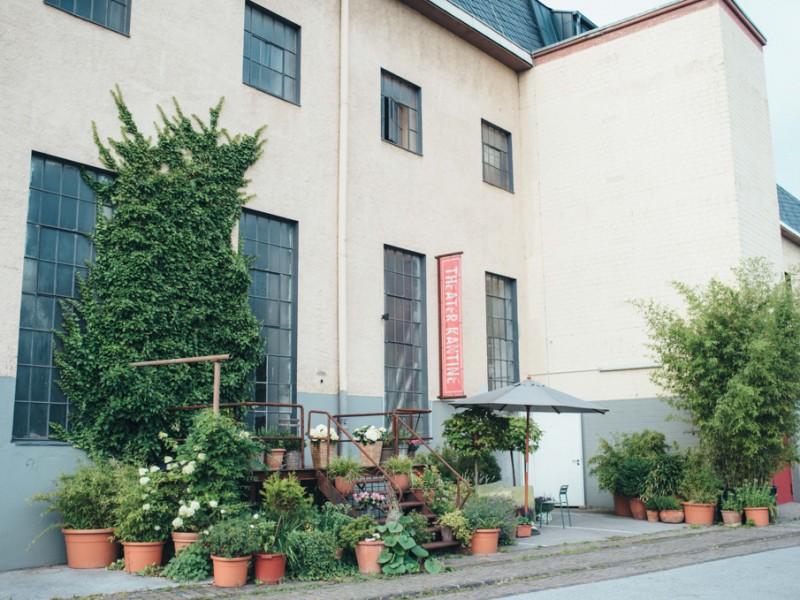 Location Theaterkantine Düsseldorf