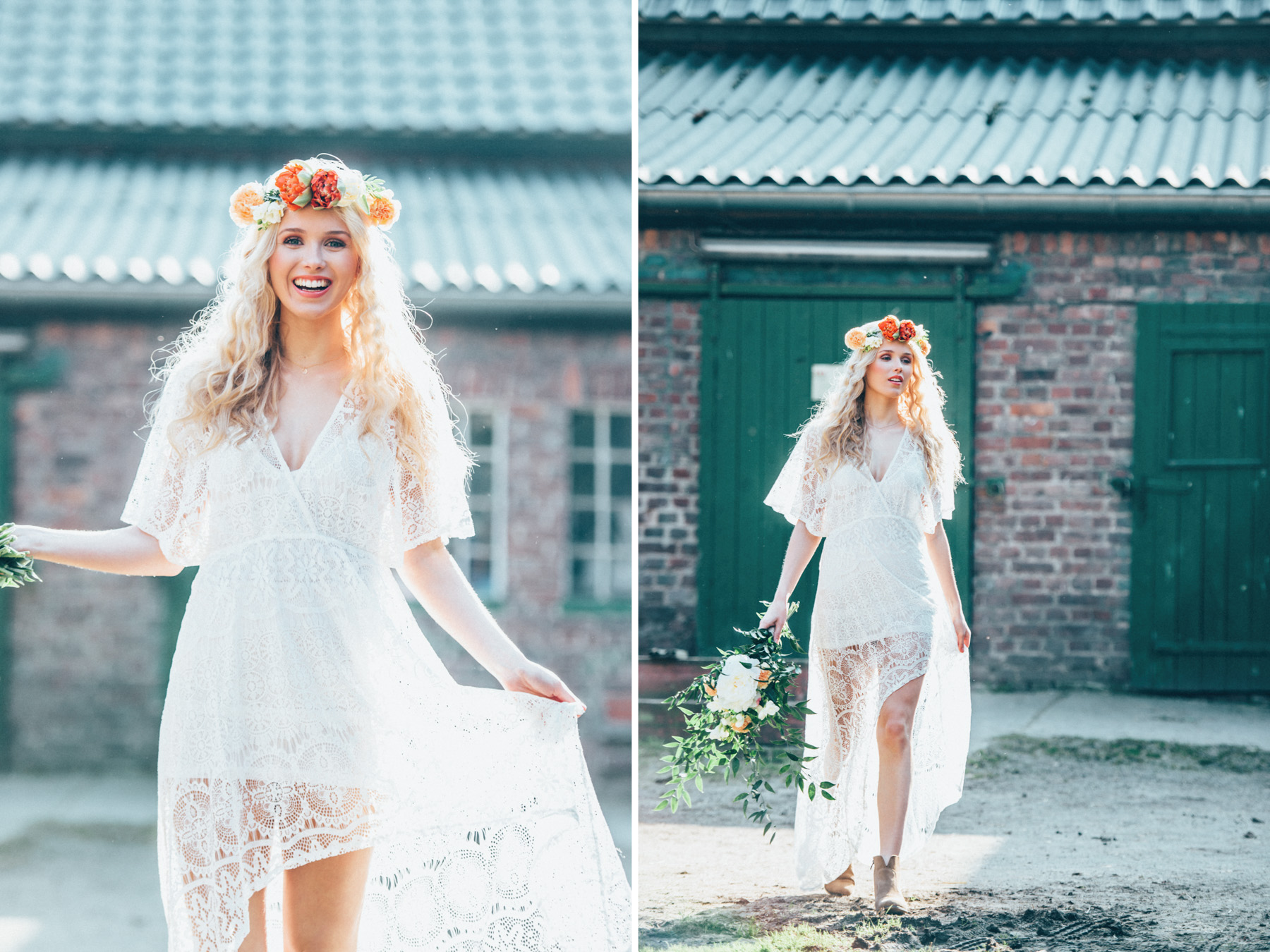 bohemian-hippie-wedding-17 Boho-Hippie Bride Styleshooting auf dem Ponyhofbohemian hippie wedding 17