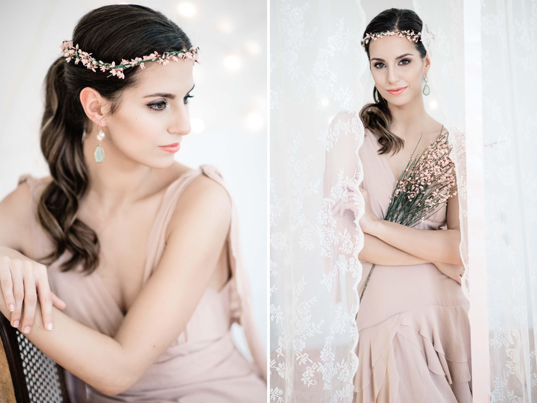 noula-9 Natural Bridal Hair & Make-up Looknoula 9