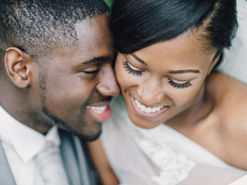 Melissa & Michael afrikanische Hochzeit. Foto und Film in Hamburg