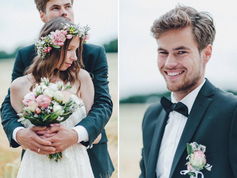 DIY-Hochzeit-gold-VW-Bully-100 Janet & Pierre DIY Midsummer-Wedding in Gold mit VW BulliDIY Hochzeit gold VW Bully 100