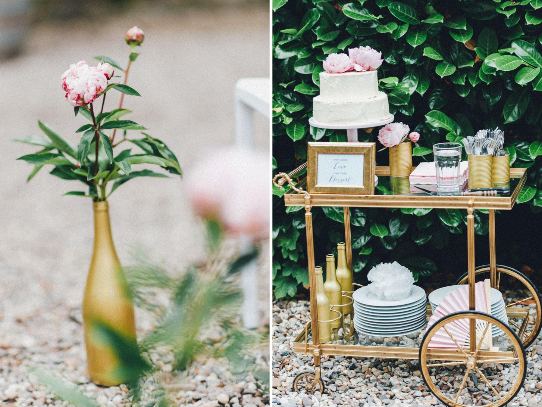 DIY-Hochzeit-gold-VW-Bully-27 Janet & Pierre DIY Midsummer-Wedding in Gold mit VW BulliDIY Hochzeit gold VW Bully 27