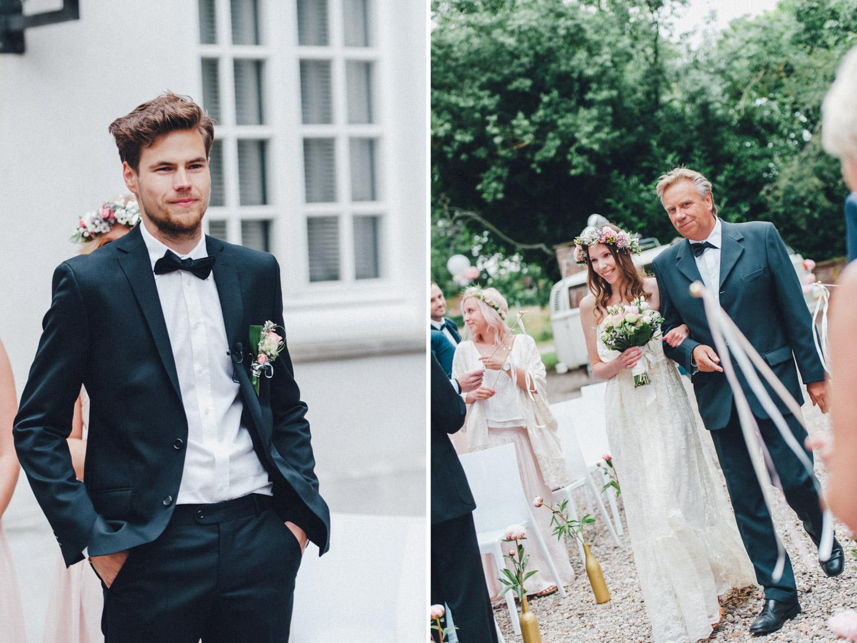 DIY-Hochzeit-gold-VW-Bully-58 Janet & Pierre DIY Midsummer-Wedding in Gold mit VW BulliDIY Hochzeit gold VW Bully 58