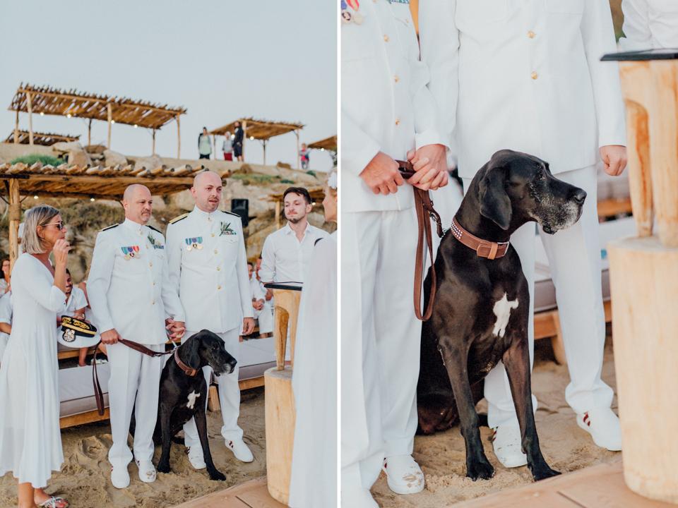 love-wins-beach-wedding-142 Ervin & Ian Love wins. Hochzeit auf Mykonos. Foto & Filmlove wins beach wedding 142
