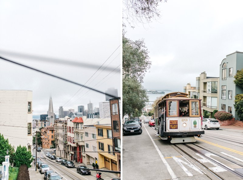 san francisco cable cars Roadtrip San Francisco - Vancouver2016 05 17 0012