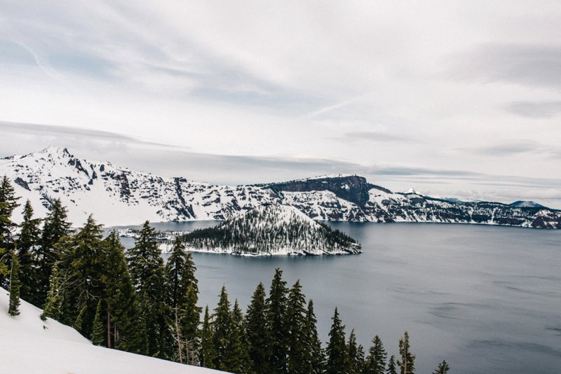 crater lake Roadtrip San Francisco - Vancouver2016 05 17 0024