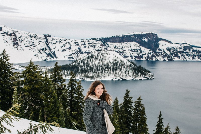 crater lake Roadtrip San Francisco - Vancouver2016 05 17 0026