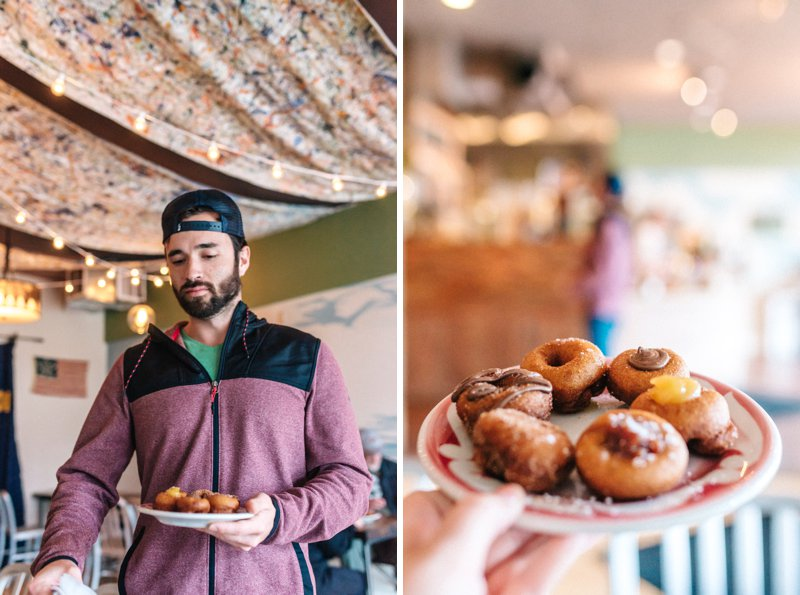 pips donuts portland Roadtrip San Francisco - Vancouver2016 05 17 0037