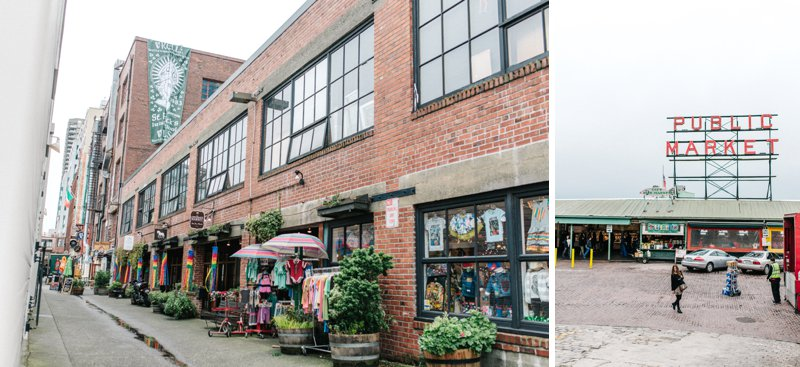 seattle public market Roadtrip San Francisco - Vancouver2016 05 17 0038