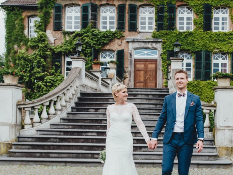 Julia & René fröhliche Juni Hochzeit im Schloss Linnep kreativ wedding, hochzeitsreportagen, hochzeitsvideos, foto und video, köln, düsseldorf, nrw, fotoreportage, destination wedding, international ,kreativ-weddingschloss linnep bohemian 1476