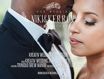 Niki & Kerron Carnival Trinidad Wedding Videos, Hochzeitsvideos, VideografVideosnikki