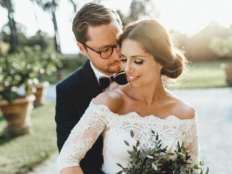 Kristina & Daniel Mediterrane Toskana Hochzeit