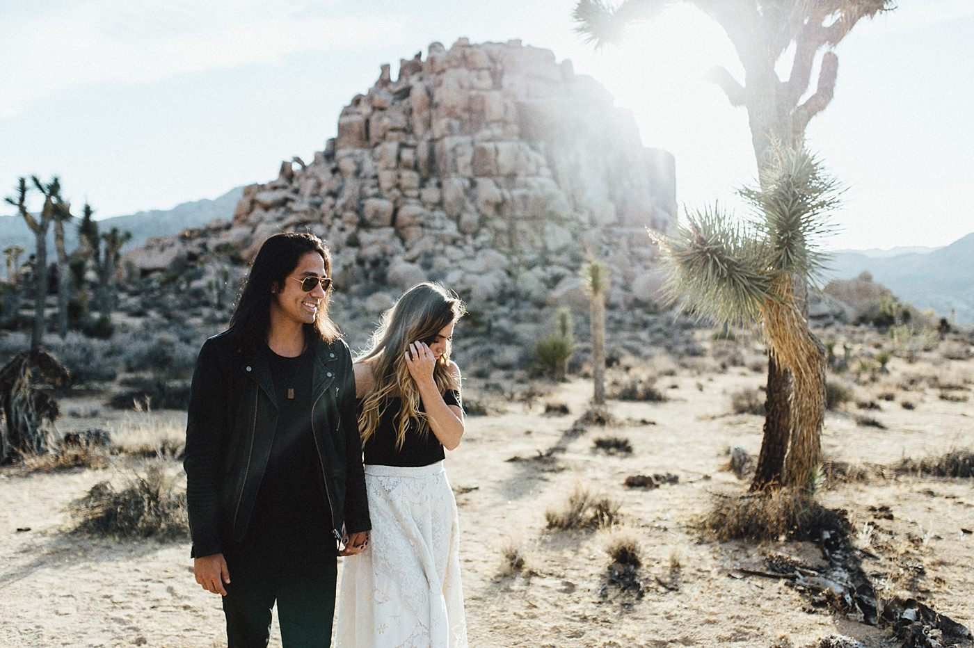 international-elopement-photographer_0154 Kinsey & Josh & Banjo Photographer in Joshuatreeinternational elopement photographer 0154