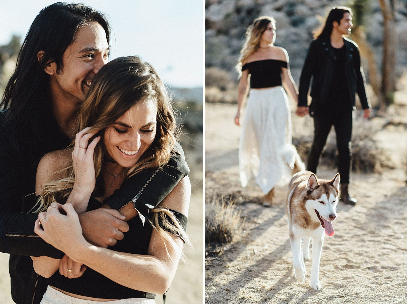 international-elopement-photographer_0165 Kinsey & Josh & Banjo Photographer in Joshuatreeinternational elopement photographer 0165