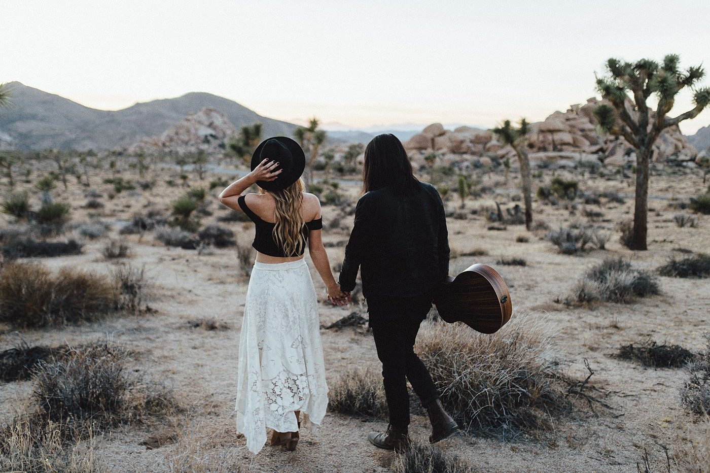 international-elopement-photographer_0191 Kinsey & Josh & Banjo Photographer in Joshuatreeinternational elopement photographer 0191