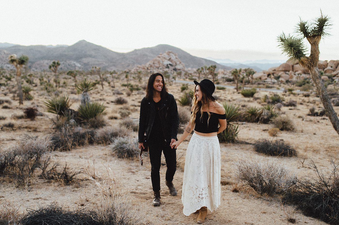 international-elopement-photographer_0206 Kinsey & Josh & Banjo Photographer in Joshuatreeinternational elopement photographer 0206