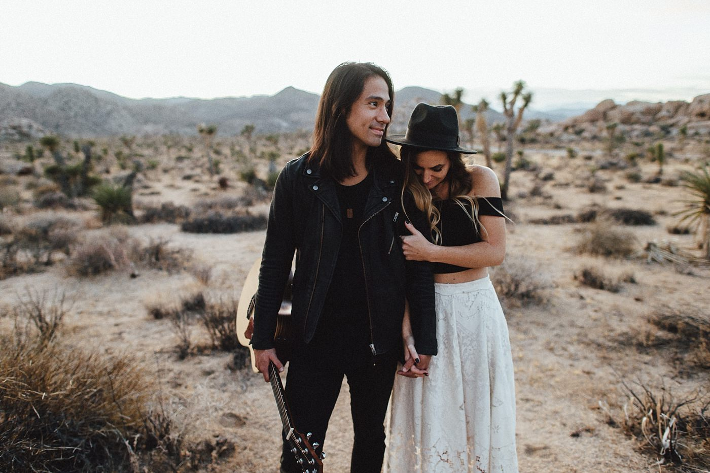 international-elopement-photographer_0210 Kinsey & Josh & Banjo Photographer in Joshuatreeinternational elopement photographer 0210